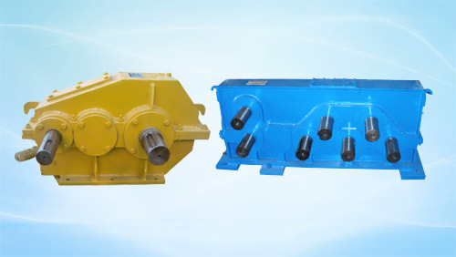 Industrial Machine Gear Boxes
