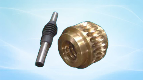 Worm Wheels and Worm Shafts